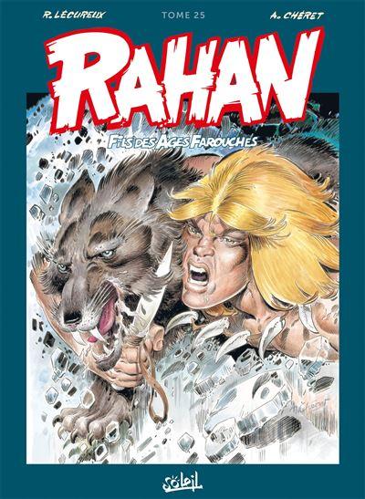 Rahan L'Intégrale T25 Nouvelle édition