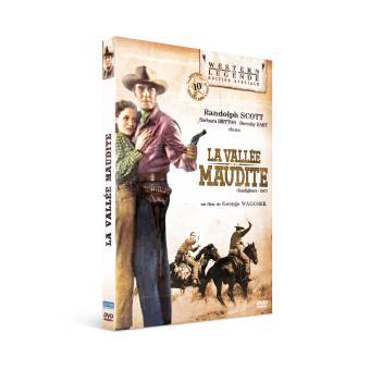 La vallée maudite DVD