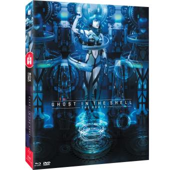 Ghost in the ShellGhost in the Shell The movie Edition Collector Combo Blu-ray + DVD