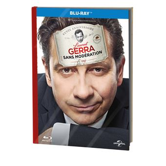 Laurent Gerra Sans modération Blu-ray