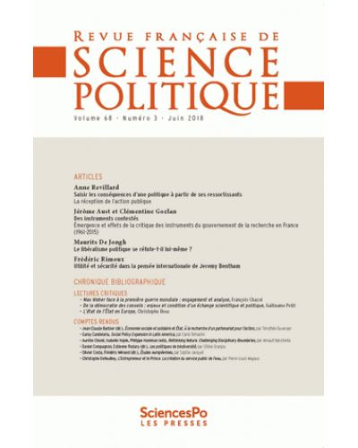 Revue Française de Science Politique