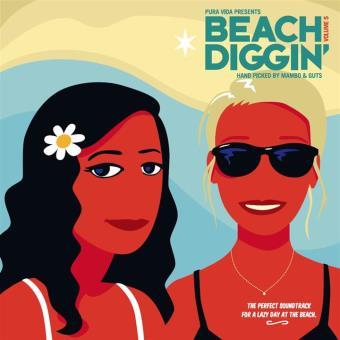 BEACH DIGGIN VOL.5/2LP