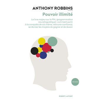 pouvoir illimité anthony robbins