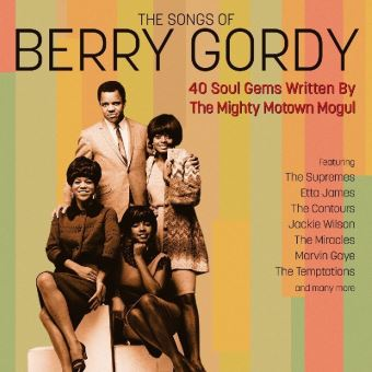 SONGS OF BERRY GORDY/2CD