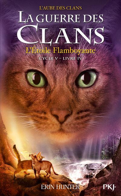 La guerre des Clans cycle V - tome 4 L'Etoile Flamboyante