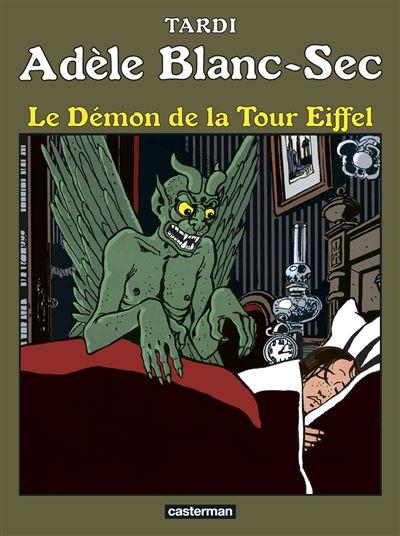 Le démon de la Tour Eiffel