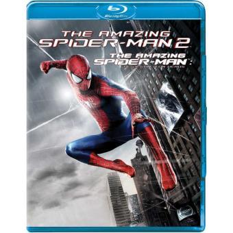 The Amazing Spider-Man 2 - Bluray