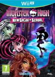 Une Nouvelle Elève à Monster High Wii U