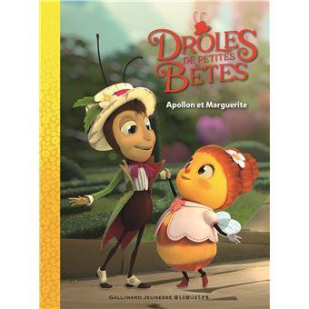 Drôles de petites bêtesApollon et Marguerite