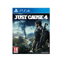 JUSTE CAUSE  4 FR/NL PS4