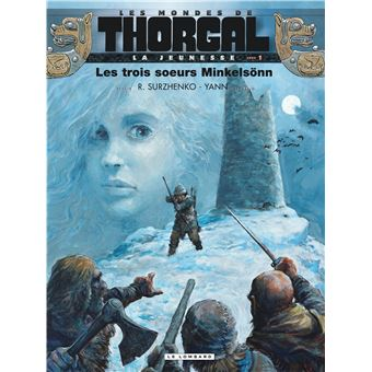Les Mondes de ThorgalLes trois soeurs Minkelsönn