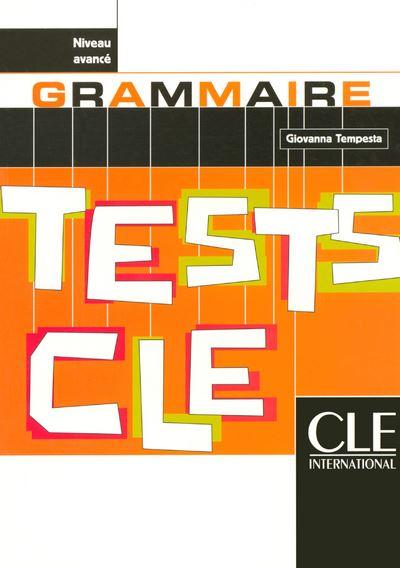 Tests grammaire avance