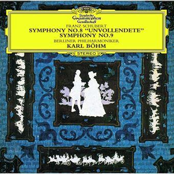Symphonies numéros 8 et 9
