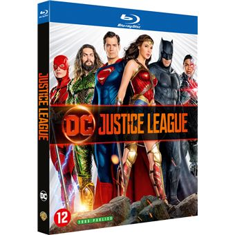Justice leagueJustice League Blu-ray