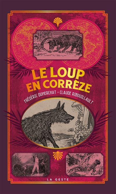 Loup en Corrèze