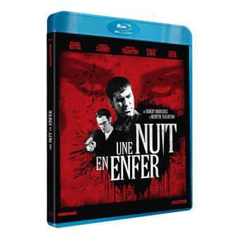 Une nuit en enfer Blu-Ray