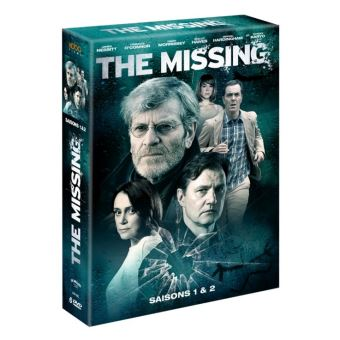 The MissingThe Missing Saisons 1 et 2 Coffret DVD