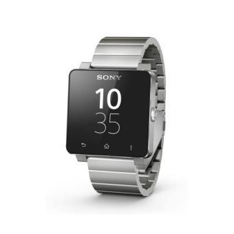 montre connect e sony smartwatch 2 m tal argent montre connect e achat prix fnac. Black Bedroom Furniture Sets. Home Design Ideas