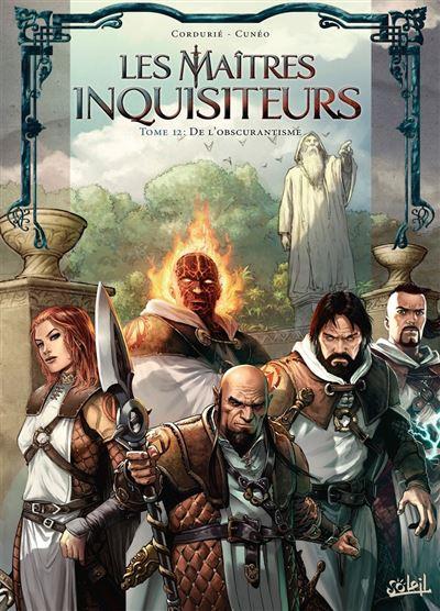 Les Maîtres inquisiteurs T12 - De l'obscurantisme - 9782302076969 - 9,99 €
