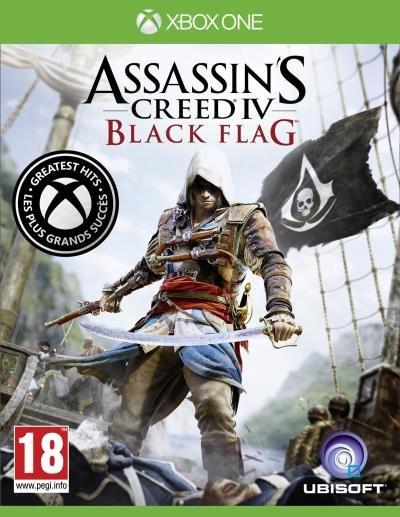 Assassin's Creed IV Black Flag Greatest Hits 2 Xbox One