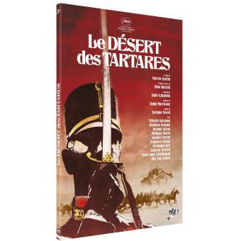 Le désert des Tartares Digipack DVD