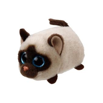 peluche kimi le chat siamois teeny tys ty small 10 cm animal en peluche achat prix fnac. Black Bedroom Furniture Sets. Home Design Ideas