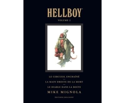 Hellboy - Edition Deluxe Tome 2 : Hellboy Deluxe volume II