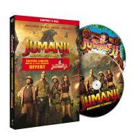 Jumanji : Bienvenue dans la jungle Edition limitée DVD