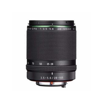 Pentax HD-D FA 28-105 mm F3.5-5.6 ED DC WR Reflex Lens