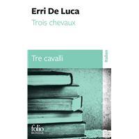 TROIS RÉCITS TRE RACCONTI. Version française et italienne (French Edition)