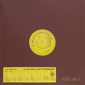 3 JOURS A MOTORBASS/LP