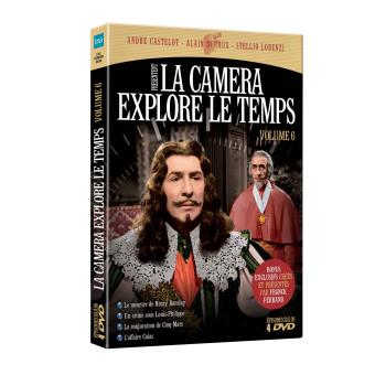 La Caméra explore le tempsCAMERA EXPLORE LE TEMPS V6-FR