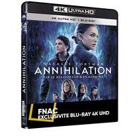 Annihilation Exclusivité Fnac Blu-ray 4K Ultra HD