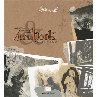 Artbook chaboute bricoles gribouillages et fonds de tiroirs