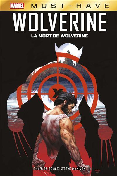 Wolverine : La mort de Wolverine