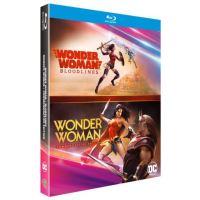 Wonder Woman Bloodlines Wonder Woman Blu-ray