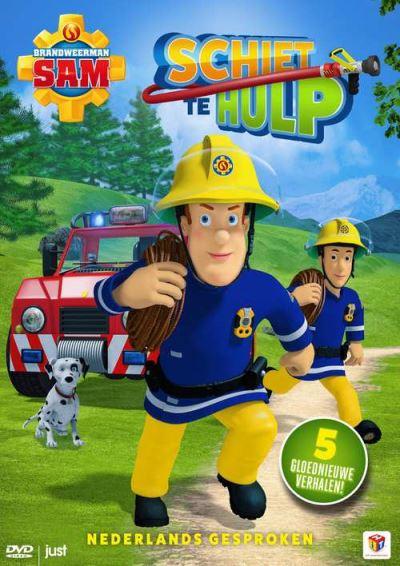 brandweerman sam s10-d2:schiet te hulp-nl - dave gingell - dvd zone