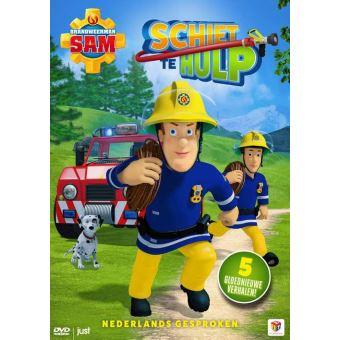 Brandweerman sam S10-D2:schiet te hulp-NL