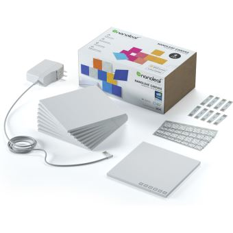 NANOLEAF CANVAS SMARTER KIT (9 PK)