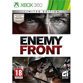 ENEMY FRONT EDITION LIMITEE X360