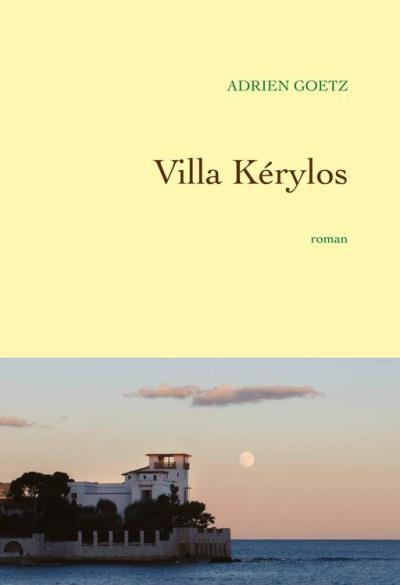 Villa Kérylos d'Adrien Goetz
