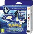 Pokémon Saphir Alpha + Pokéball Card Case + Poster 3DS