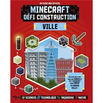 Minecraft Defi Construction Ville
