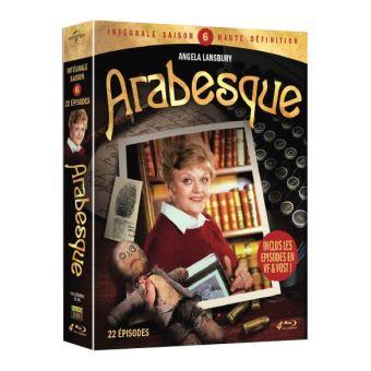ArabesqueArabesque Saison 6 Blu-ray