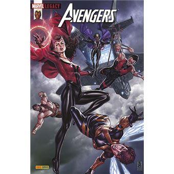 Marvel LegacyAvengers