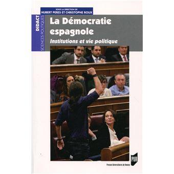 La démocratie espagnole