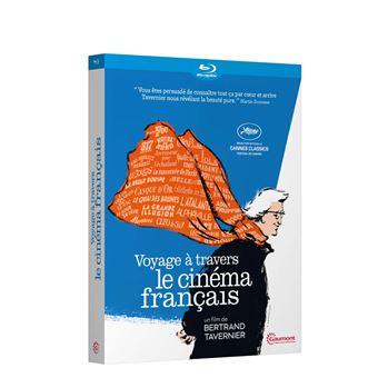 Voyage à travers le cinéma français Edition Spéciale Fnac Blu-ray