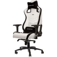 Chaise Gaming Noblechairs Epic Blanc/Noir