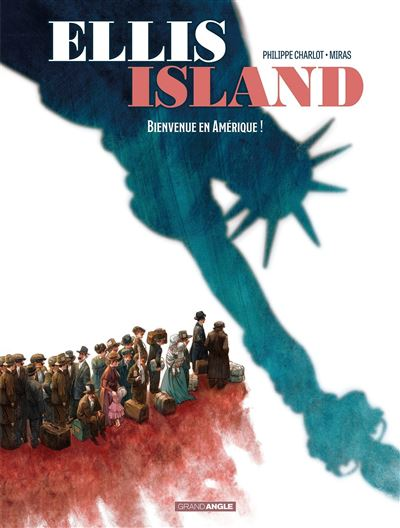 Ellis Island - volume 01