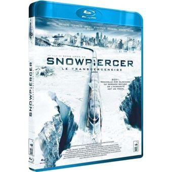 Snowpiercer : Le Transperceneige Blu-Ray